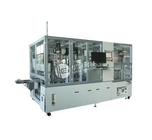 Prismatic Cell Hot Pressing Machine