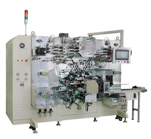 Prismatic Cell Winding Machine