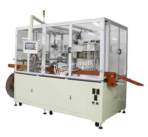 Cylindrical Battery Sleeving Machine